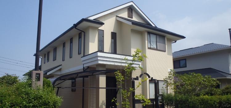 外壁塗装・屋根塗装 福岡市西区N様 工事日誌