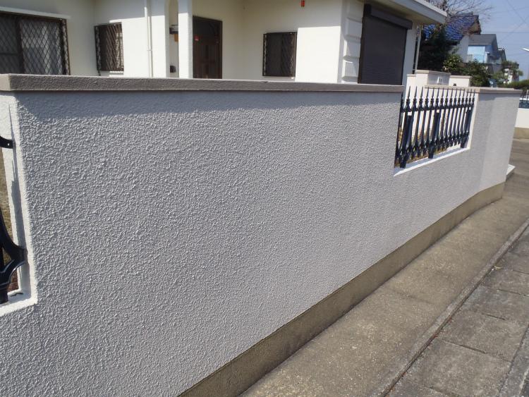 外壁塗装 3年経過