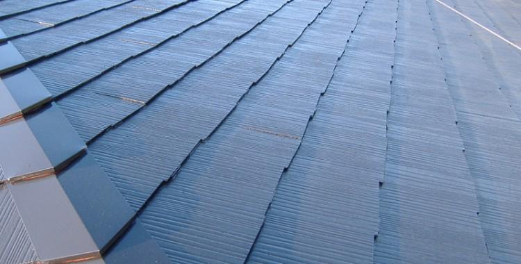 屋根塗装の施工例 福岡市西区 K様邸