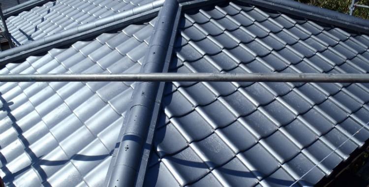 屋根塗装の施工例 福岡市東区 T様邸