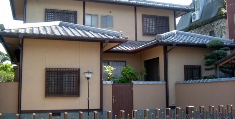 外壁塗装の施工例 T様邸