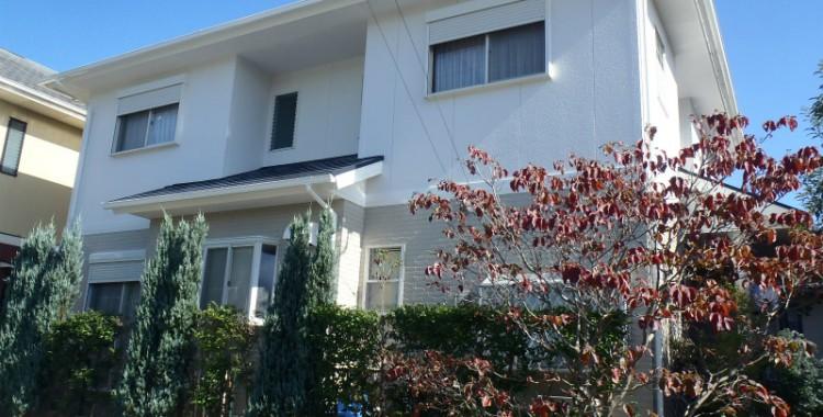外壁塗装の施工例 糸島市 K様邸