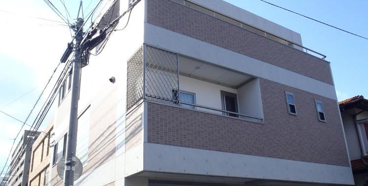 福岡市早良区 コンクリート 外壁塗装 SA工法
