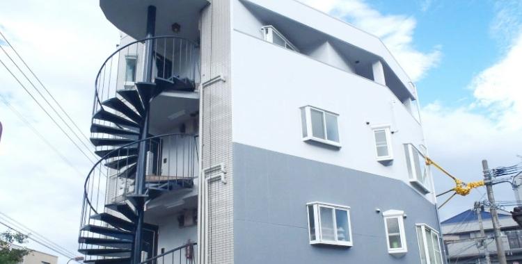 外壁塗装 福岡市城南区Lコート様 工事日誌