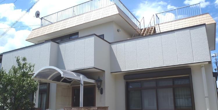 外壁塗装 福岡市博多区H様 工事日誌