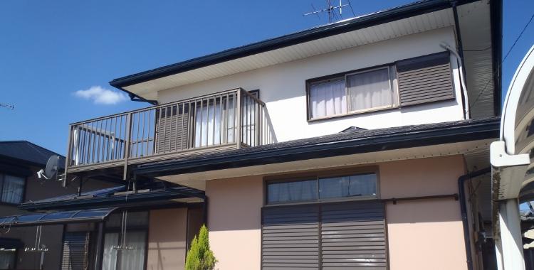 糟屋郡篠栗町 サイディングボード カラーベスト コロニアル 外壁塗装 屋根塗装