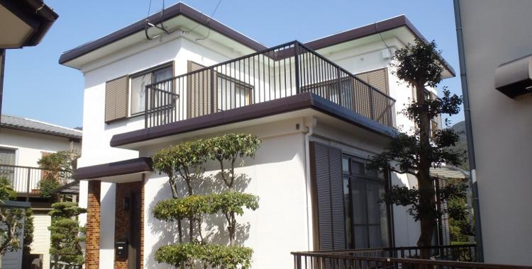 外壁塗装・屋上防水 福岡市早良区M様 工事日誌
