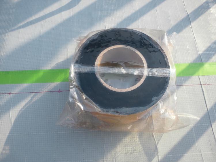 プルーフロンNT-F端末テープS