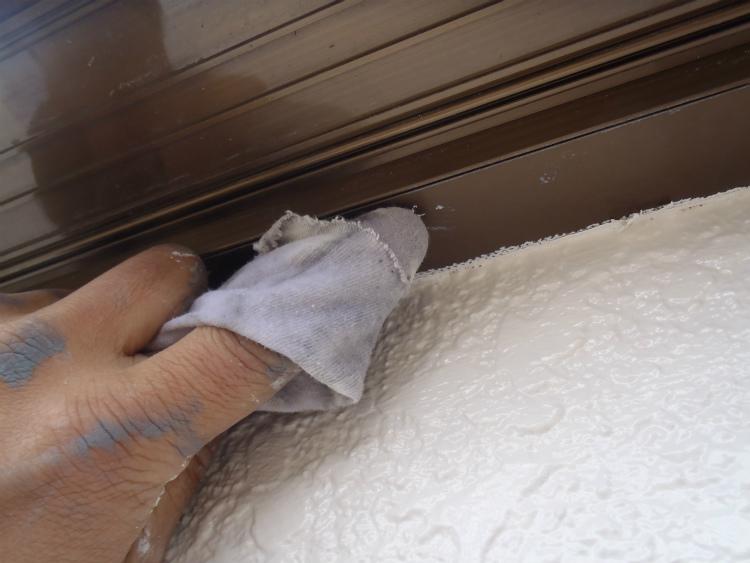 外壁塗装 掃除