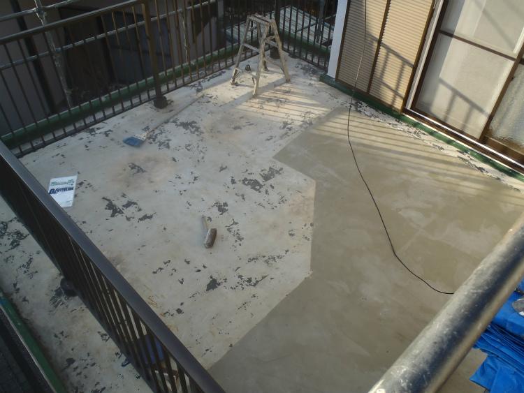 防水層 撤去