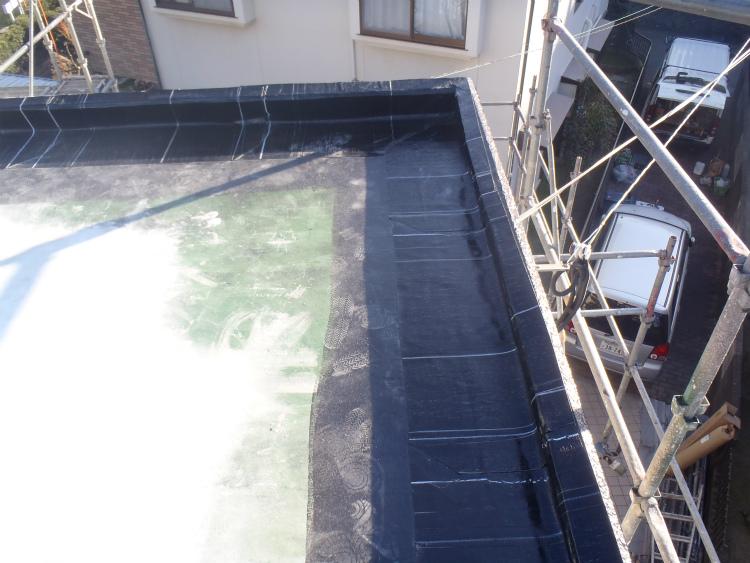 屋上防水 立上り
