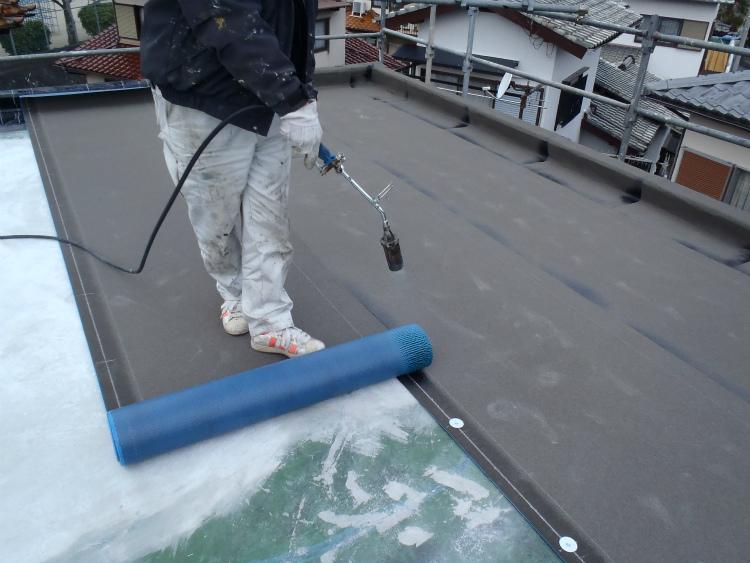 屋上防水 アスファルト防水