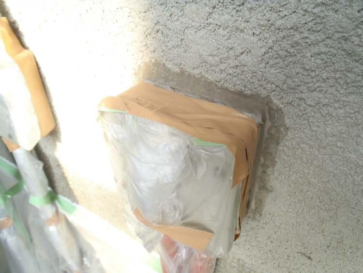 外壁塗装 シリコーンシーリング