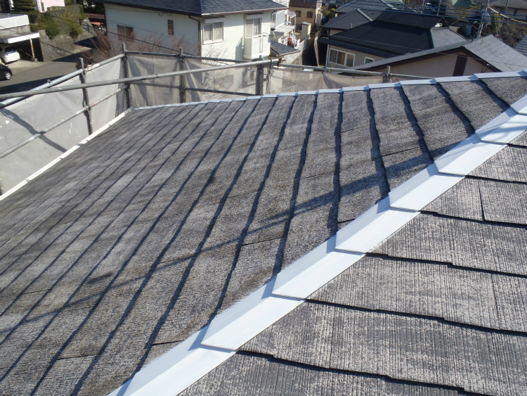 屋根塗装 下塗