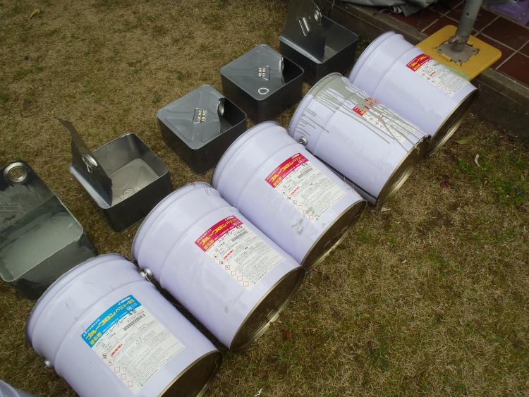 ウレタン塗膜防水