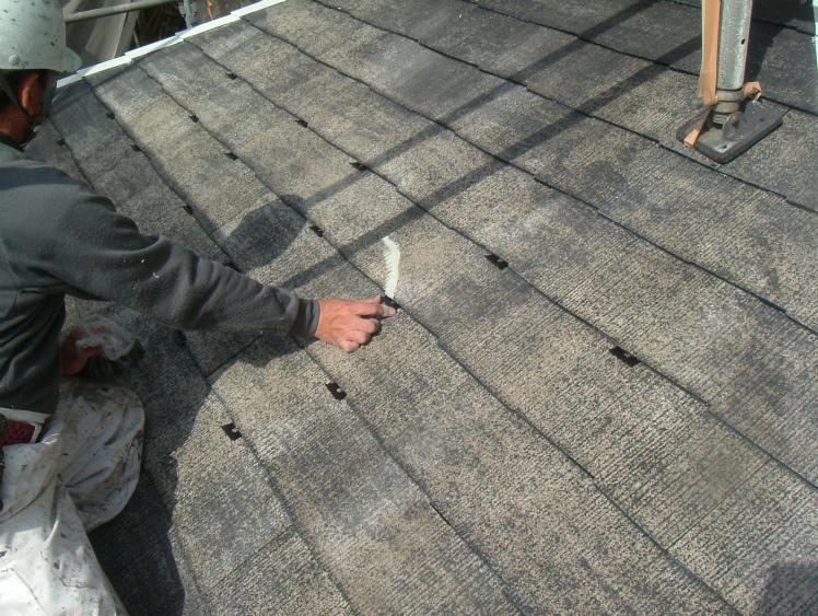 屋根 縁切