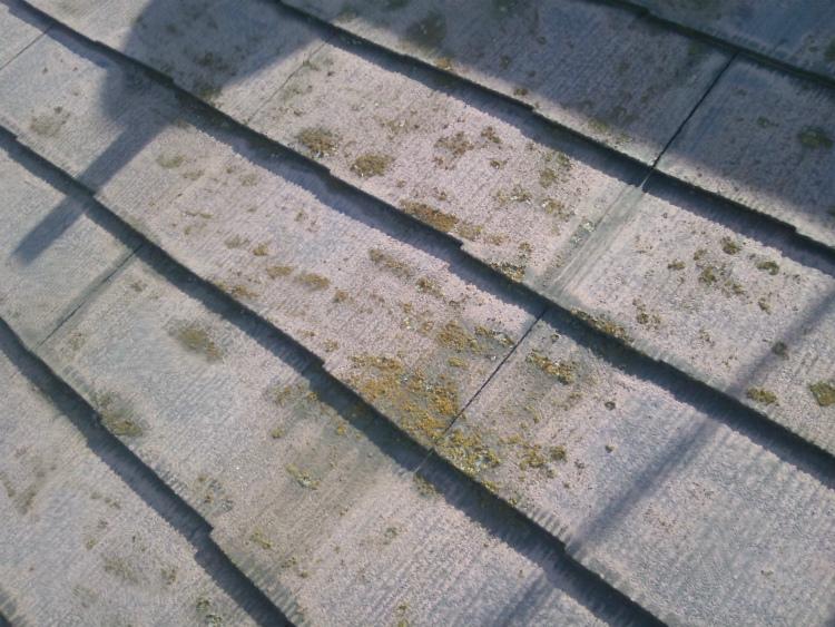 屋根 下地処理
