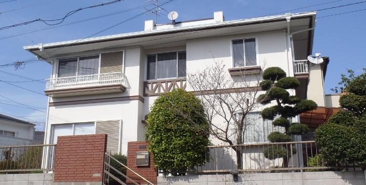 外壁塗装・屋根塗装 福岡市城南区G様 工事日誌