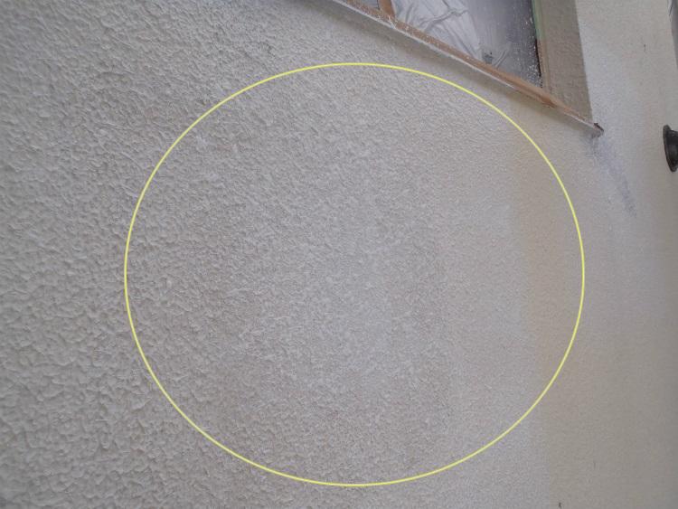 外壁 パターン調整