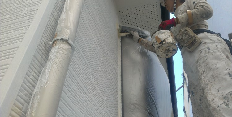 糸島市二丈町 M様邸 サイディングボード・カラーベスト塗装工事