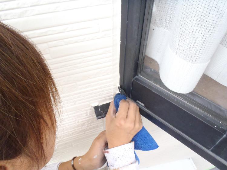 外壁 掃除
