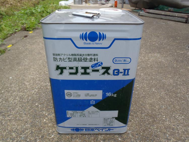 日本ペイント ケンエースGⅡ