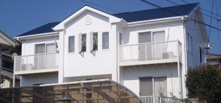 外壁塗装・屋根塗装 糸島市K様 工事日誌