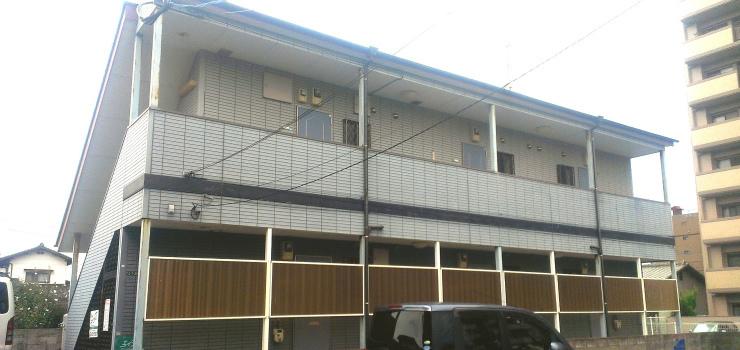 外壁塗装・屋根塗装 糸島市賃貸アパート 工事日誌