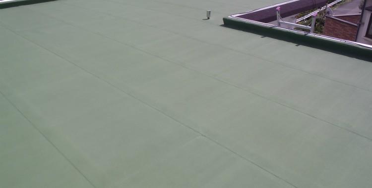福岡市早良区 M様邸 PC(プレキャストコンクリート)・屋上防水 塗装工事