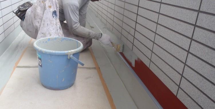 糸島市 賃貸アパート サイディングボード・カラーベスト塗装工事