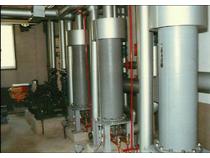 シェル&コイル式熱交換器
