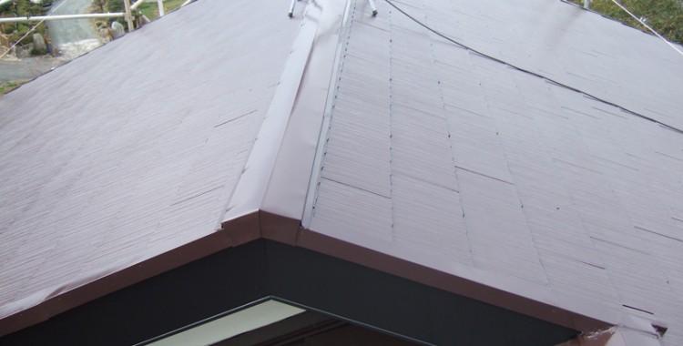 屋根塗装の施工例 福岡市西区 M様邸