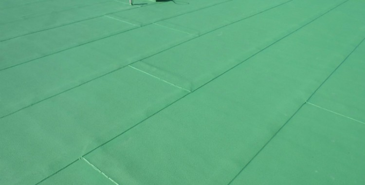 屋上防水の施工例 福岡市早良区 M様邸