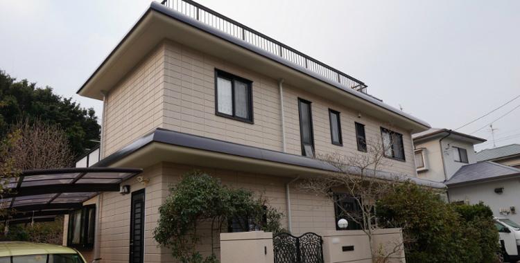 外壁塗装 福岡市西区F様 工事日誌