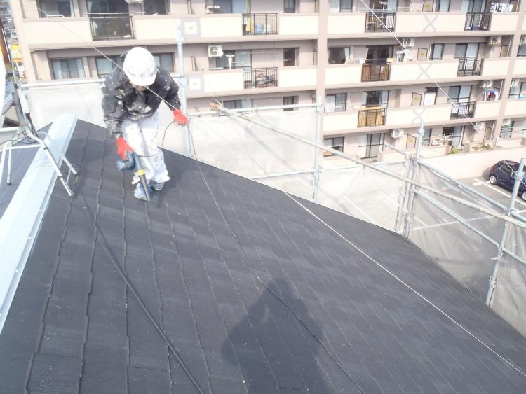 屋根 清掃
