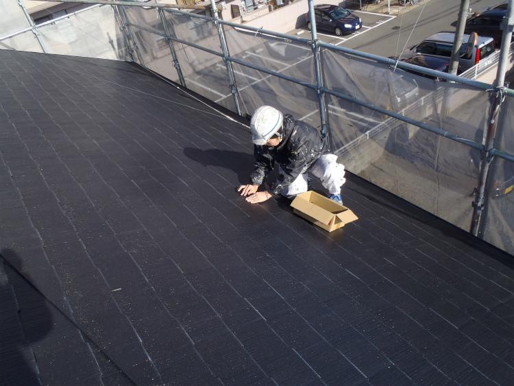 屋根 縁切り