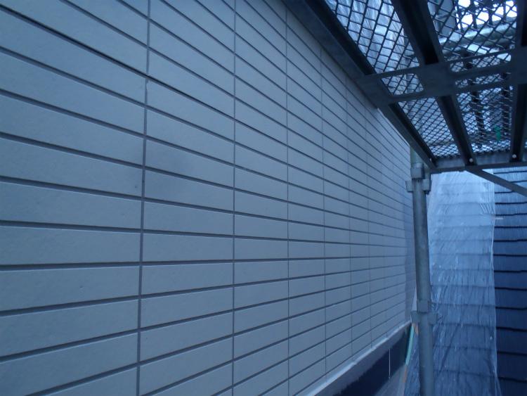 外壁 凸部塗装