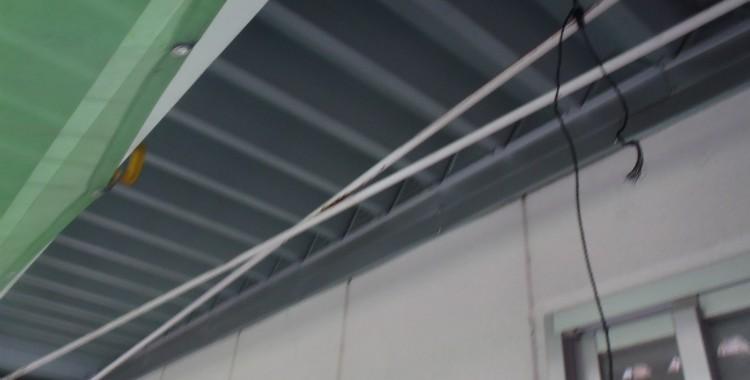 福岡市博多区 専門学校 内部鉄部塗装工事