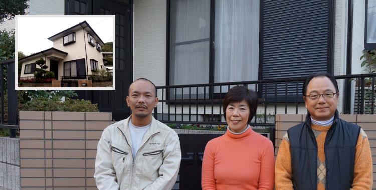 外壁塗装・屋根塗装 糸島市 三浦 千恵子 様