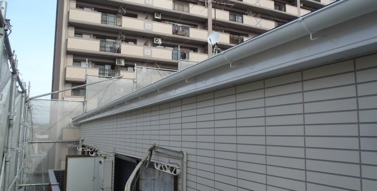 外壁塗装 屋根塗装 糸島市賃貸アパート 平成26年2月11日