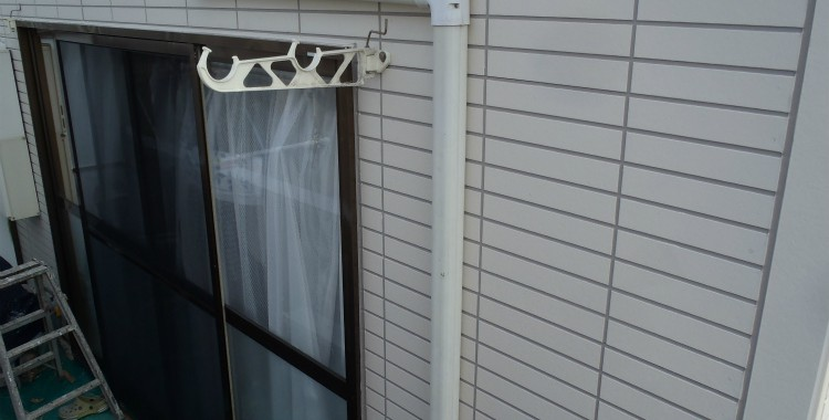 外壁塗装 屋根塗装 糸島市賃貸アパート 平成26年2月12日