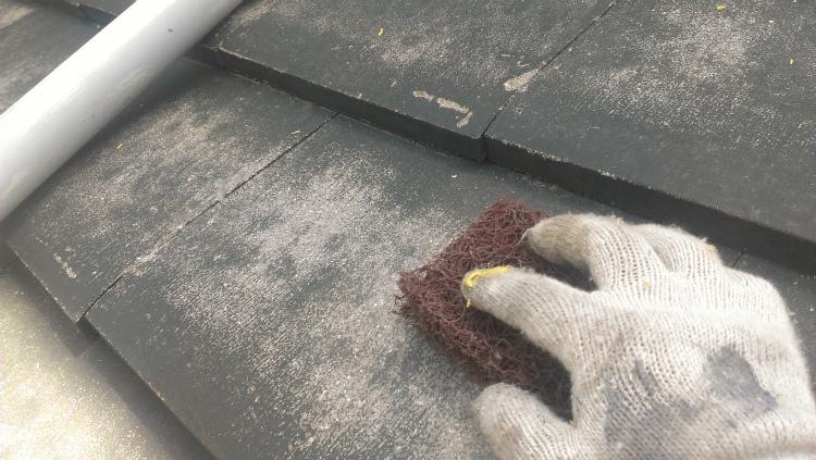 S様邸 屋根清掃