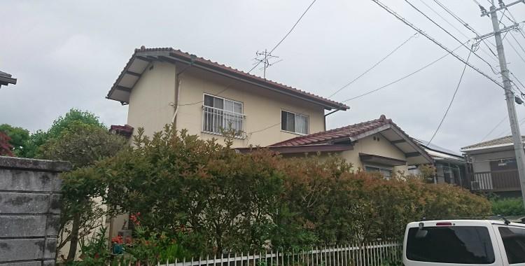屋根塗装 福岡市東区T様邸