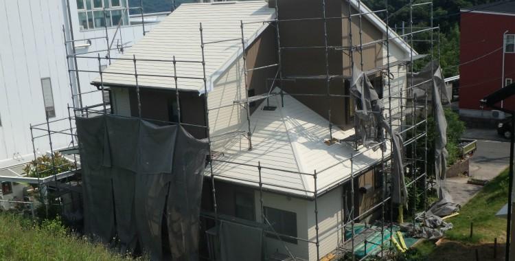 外壁塗装・屋根塗装 糟屋郡久山町 E様