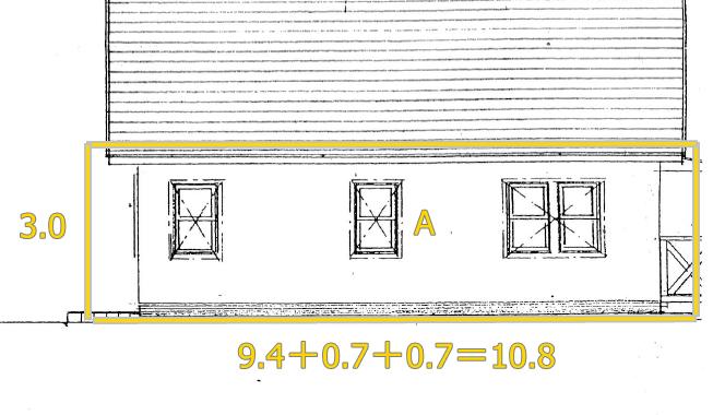 外壁塗装 K様 数量について
