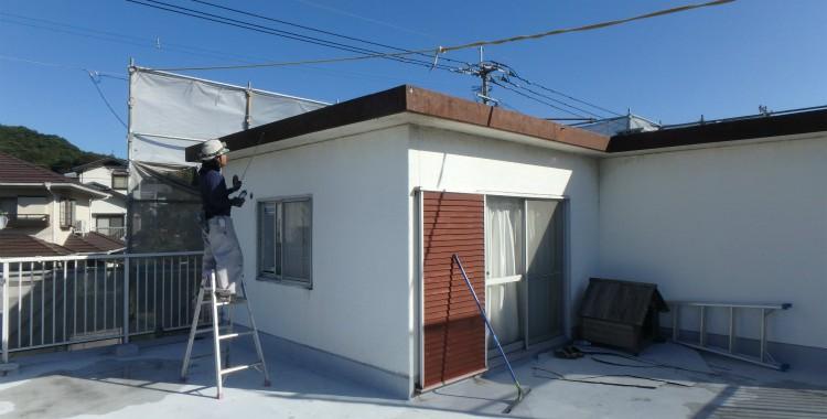 外壁塗装・屋上防水 糟屋郡篠栗町 N様