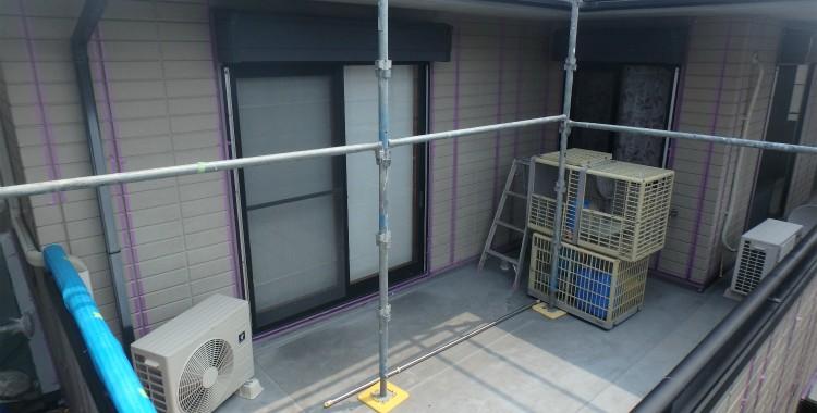 外壁塗装・屋根塗装 佐賀県三養基郡基山町 N様